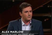 Breitbart editor Marlow
