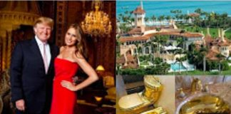 mar a lago charities
