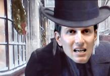 Jared Kushner as Scrooge