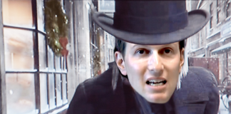 Jared Kushner as Scrooge