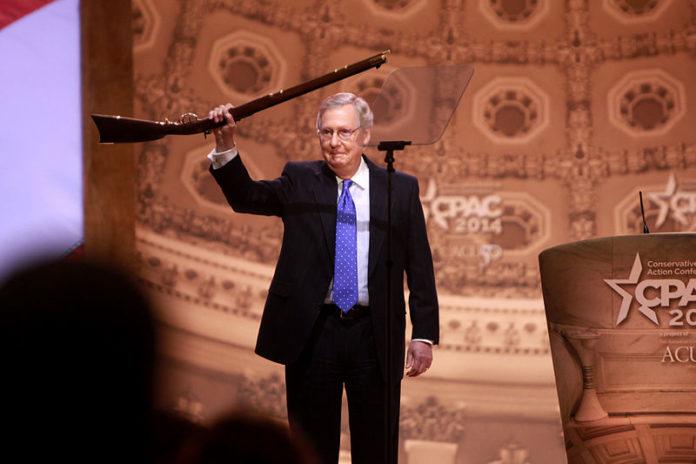 gun control GOP donor