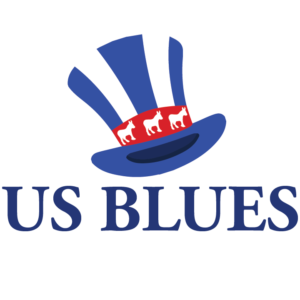 The United States Blues Logo