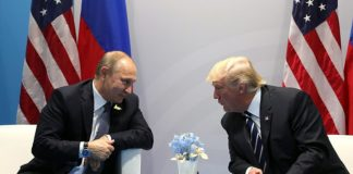 Putin Trump Russia