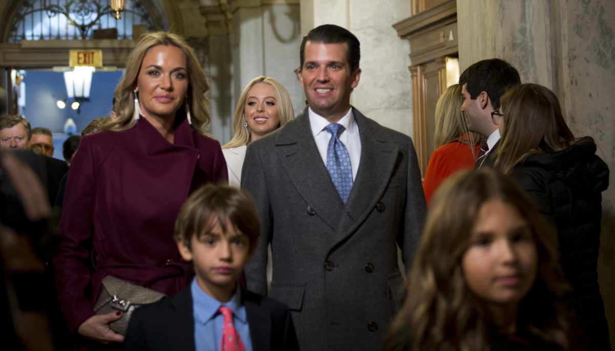 Donald Trump, Jr. Wife Divorce Vanessa