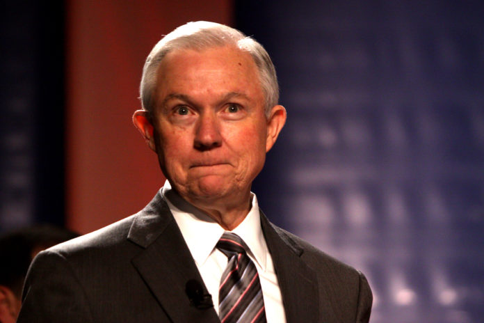 Jeff Sessions Carter Page