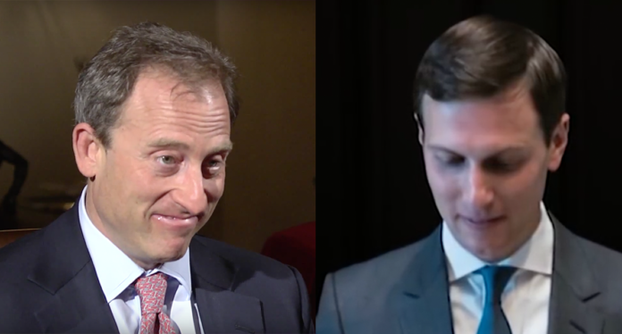 Josh Harris and Jared Kushner