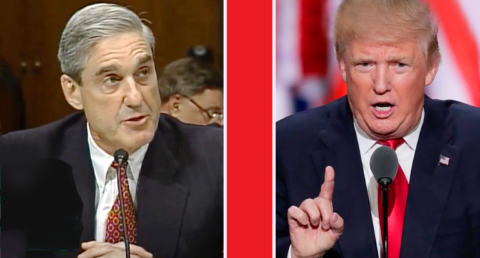 Mueller and Trump
