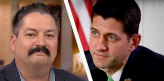 Randy Bryce, Paul Ryan