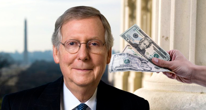McConnell with money