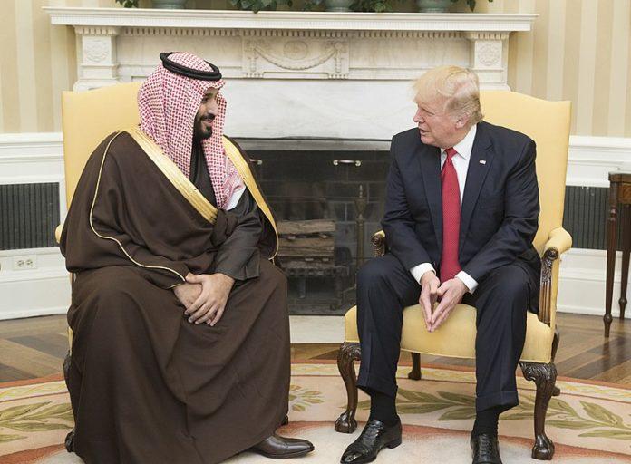 Saudi Arabia Trump