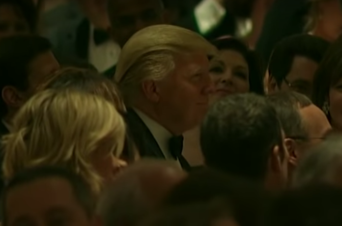 Trump White House Correspondents' Dinner WHCD
