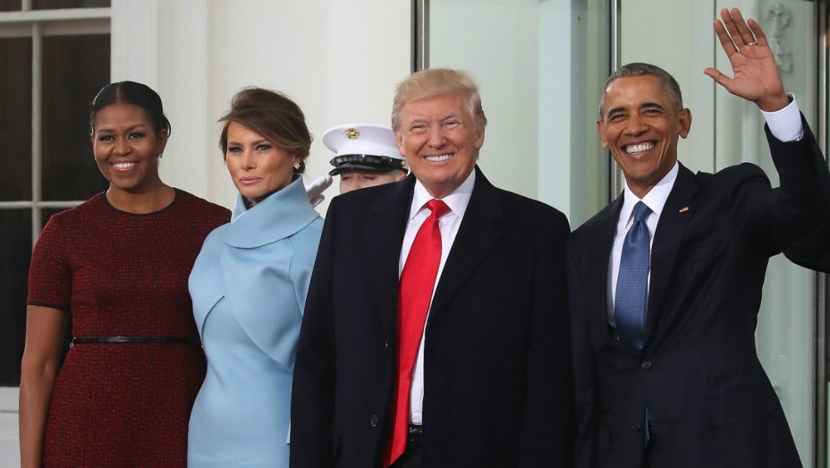 Trump Responds To Michelle Obamas Memoir By Attacking Her Husband
