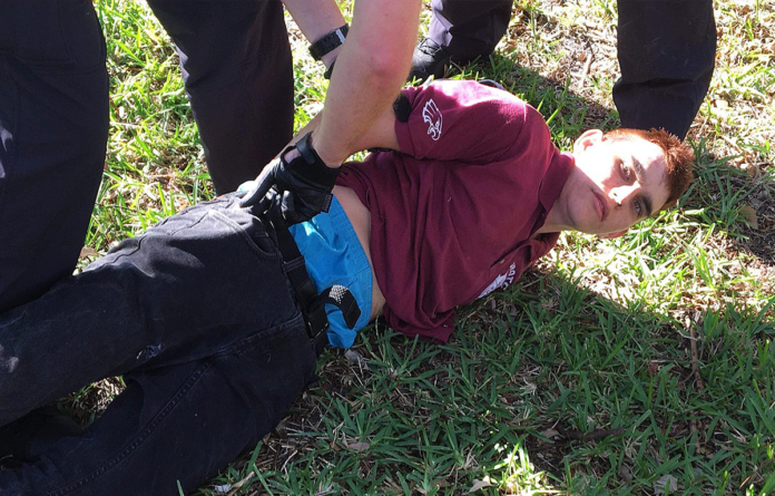 Nikolas Cruz, Parkland shooting