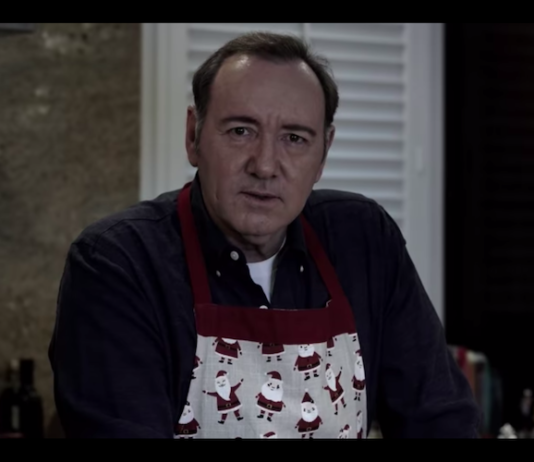 Kevin Spacey Video