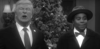 It's a wonderful life Trump SNL parody