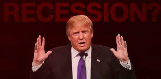 Trump China recession