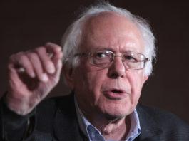 Bernie Sanders Bots