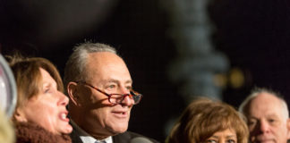 Chuck Schumer security