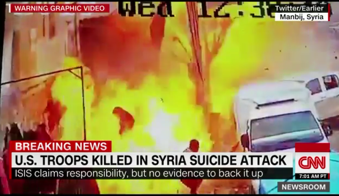 Fox News says Hillary Clinton and Benghazi to blame for deaths of 4 Americans in Syria - The United States Blues