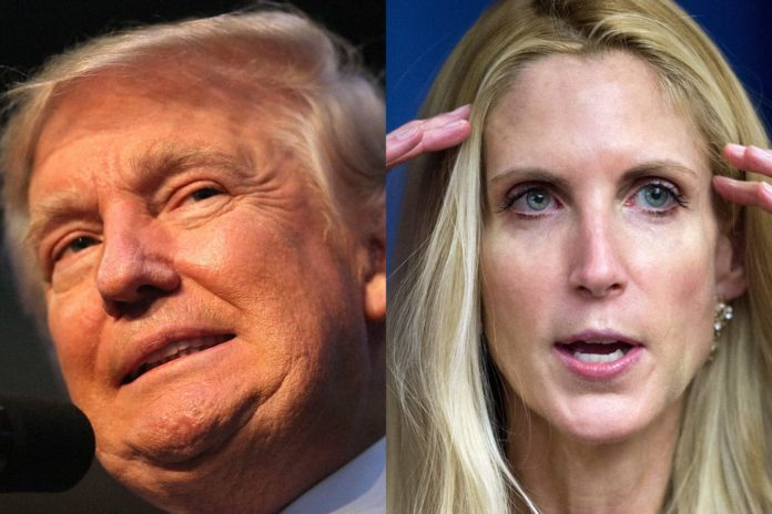 Trump Coulter
