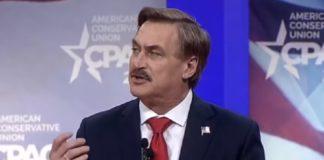 Lindell says President Trump was chosen by God