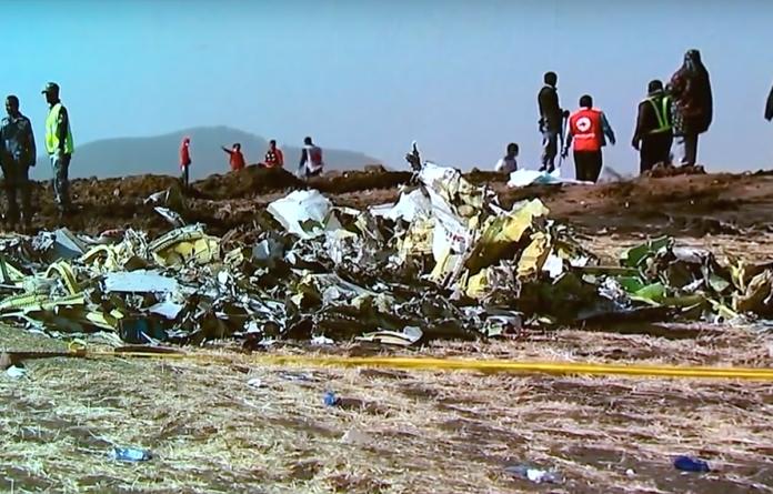 Boeing 737 Max8, Ethiopia