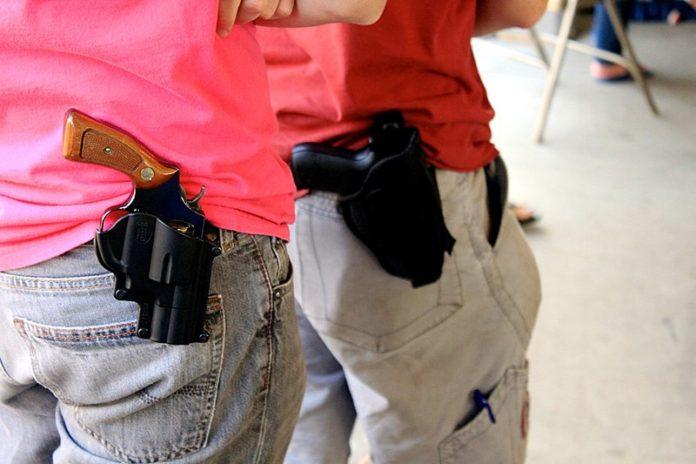 gun activist