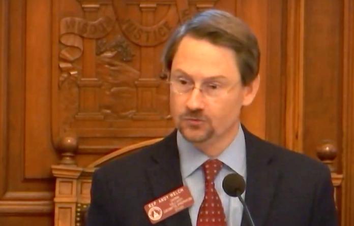 Representative Andy Welch