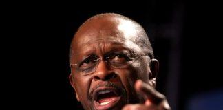 Herman Cain is stubborn