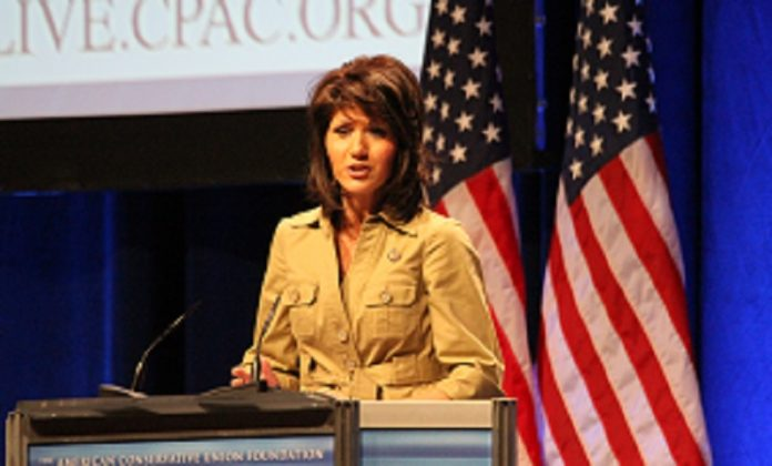 Noem is calling for a 'Day of Prayer'
