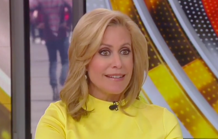 Fox News co-host Melissa Francis, Outnumbered