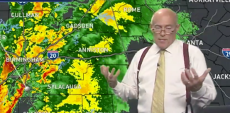 AMS Certified Broadcast Meteorologist James Spann
