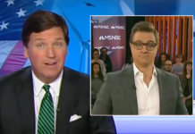 Tucker Carlson, Chris Hayes