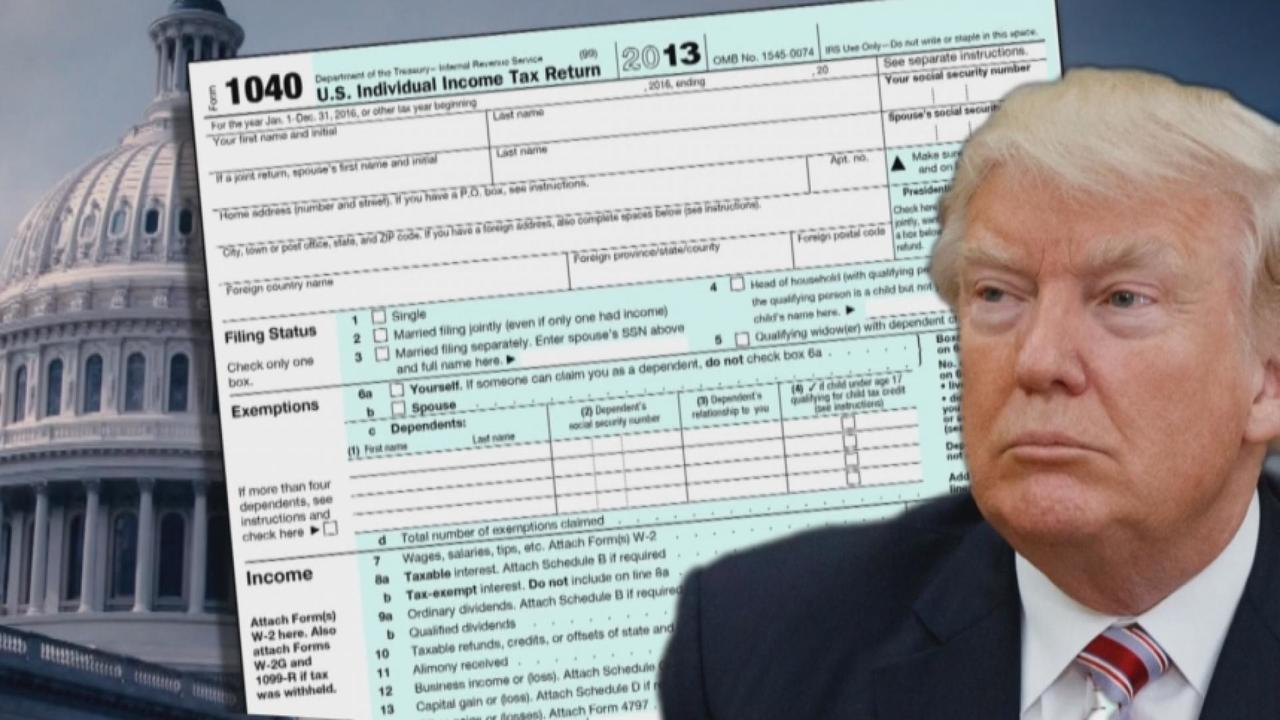 New York State Income Tax Forms 2020 New York makes serious move to get Trump's taxes before the 2020