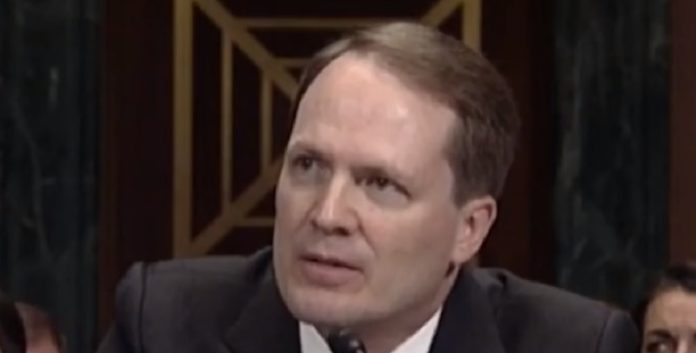 Nielson may become a federal court judge