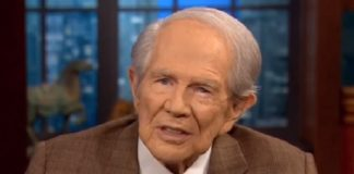 Will Pat Robertson ever retire?