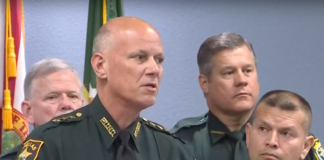 Sheriff Bob Gualtieri, Pinellas County on Florida's Gulf Coast