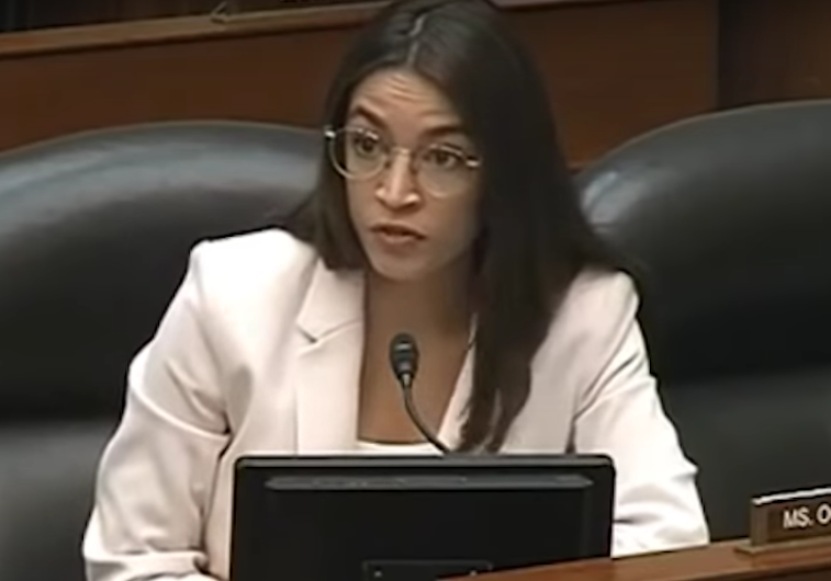 AOC rebukes military contractor for price-gouging taxpayers