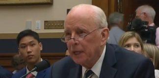 John Dean testifies