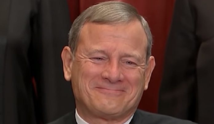 Justice Roberts