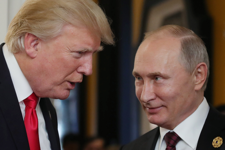 Trump Putin