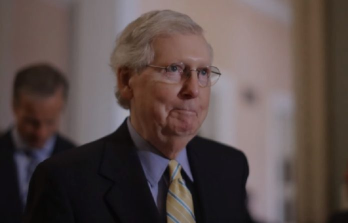 McConnell rebuffs coal miners