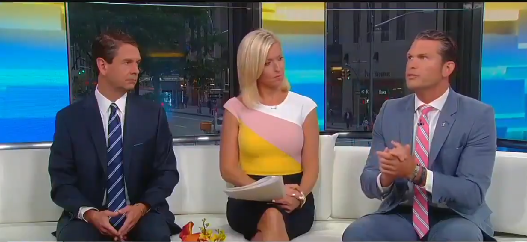 Fox hosts say climate change is the 'religion' of Democrats – 'To take away our freedom'